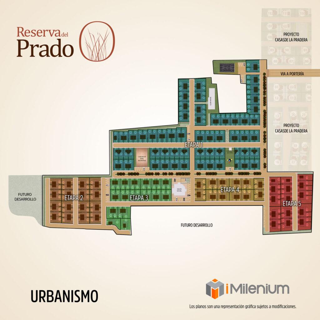 urbanismo reserva del prado