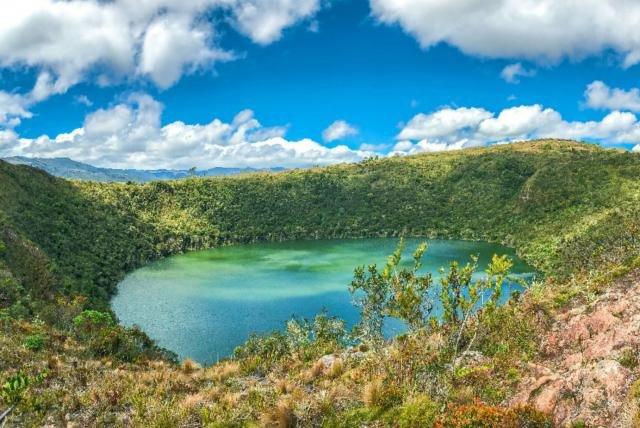 Foto Laguna de Guatavita